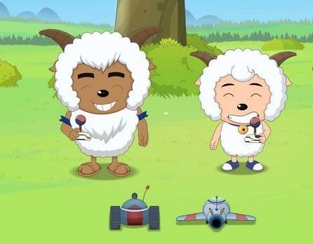 喜羊羊与灰太狼之开心方程式图片