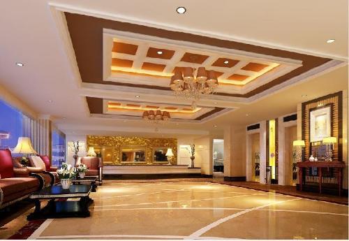 并配有大型会议室,高雅的中,西式餐厅,桑拿中心,并配有大型会议室