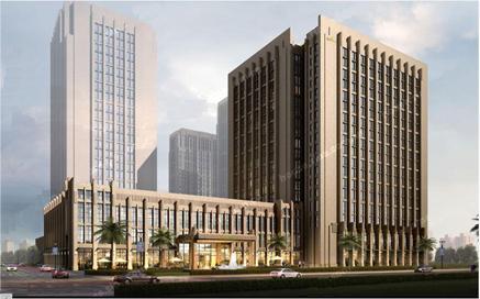 富力城五星名座位于大学城中央商务区黄金地段,由广州富力地产(重庆