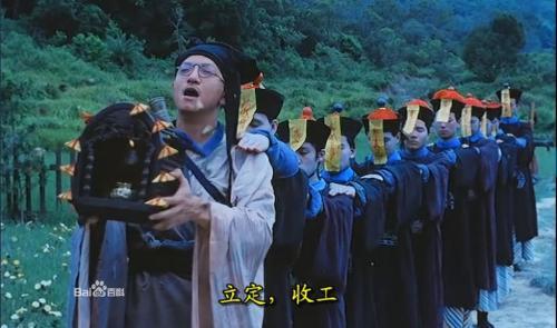 中国可爱僵尸壁纸