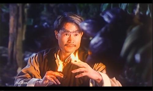 林正英为避免香港僵尸电影黔驴技穷,自断生路,拍摄的此类影片在力保不图片