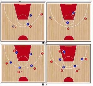 手织篮球网的步骤