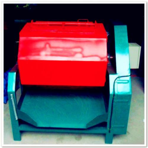 [2]   1,滚筒光饰机采用离心运动的原理,光饰光整效率高,提高工效5