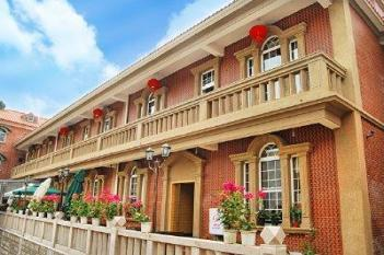 厦门厦栈首立四季星空酒店 [1]位于厦门美丽的鼓浪屿,属于厦栈首立图片