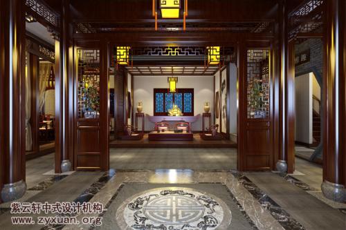 别墅装修效果图,中式酒店,中典装修,中式设计,中式茶楼设计,中式古典