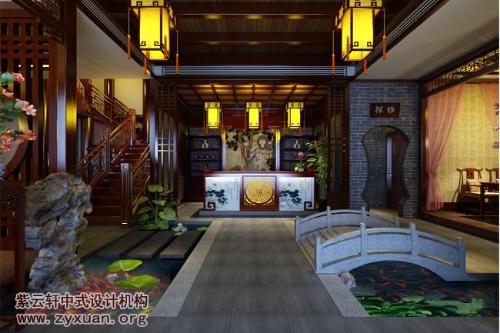 茶楼装修设计   搜搜百科; 古典韵味茶馆中式装修; 古典中式茶楼效果