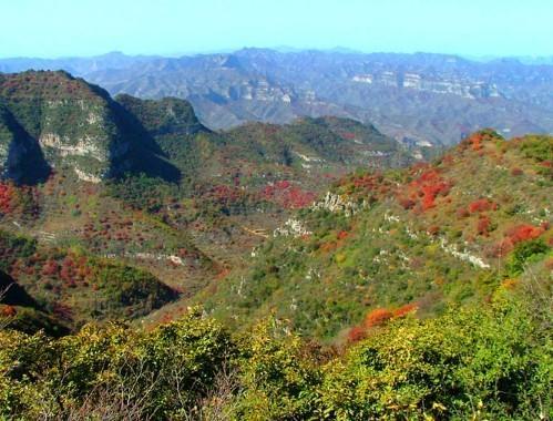 仙台山旅游风景区