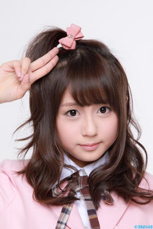 汤敏,日本第一国民女子天团akb48的中国官方姐妹