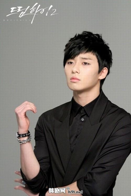 朴瑞俊 朴瑞俊是KeyEast娱乐公司新人,在新剧《Dream High... 朴叙俊
