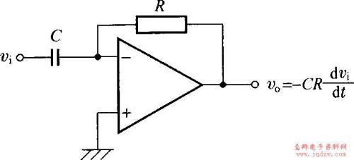 微分电路和积分电路的统称