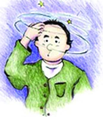 一是前庭性眩晕,这种眩晕发病很突然,一般持续数分钟至数小时,表现为旋转感(运动感),常常会有耳蜗不适的症状,但没有意识障碍。如梅尼埃病、良性外周性位置性眩晕、突聋性眩晕等。  其次是前庭中枢性眩晕,如椎基地动脉供血不足、脑供血障碍、脑膜炎、脑瘤等。  第三是良性、阵发性、位置性眩晕,如:起床时动作过大,就会导致脑供血不足,人体就会突然摔倒或晕厥。