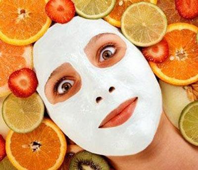 脸部护理步骤图