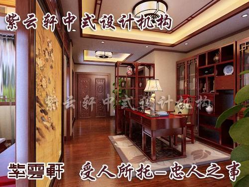 中式风格卧室装修图片