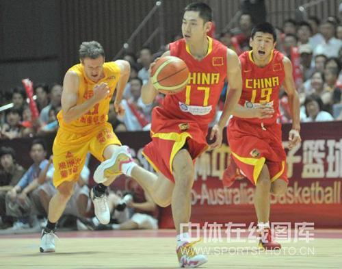 中国篮球_中国国家青年篮球队 - 搜狗百科