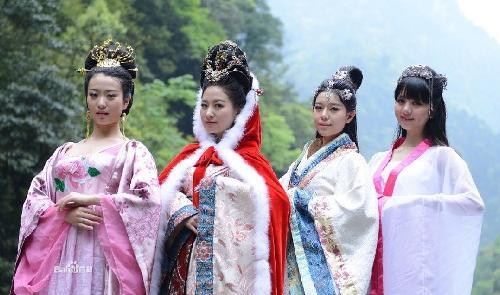 古代四大美女系列