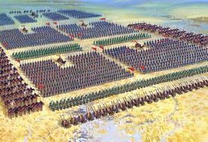 中国古代军事阵型图片