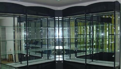 玻璃展柜设计效果图