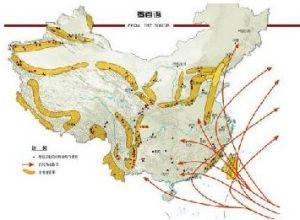 地震图_中国地震带分布图 - 搜狗百科