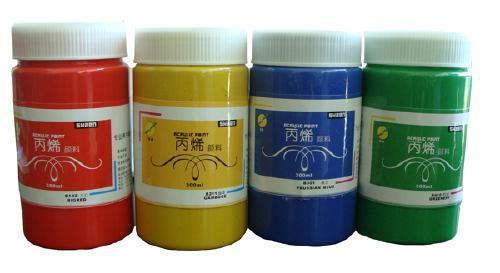 浏览词条    丙烯颜料:丙烯颜料属于人工合成的聚合颜料,丙烯画颜料