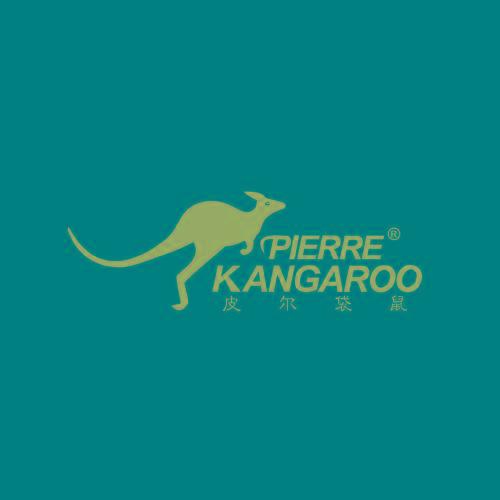 皮尔袋鼠皮具logo