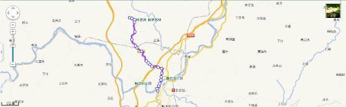 公交13路:公交西站-鳞隐石林(大湖)图片