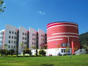 保山学院图片