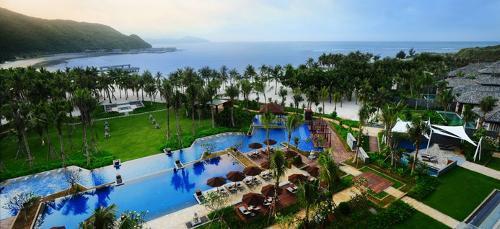三亚半山半岛安纳塔拉度假酒店