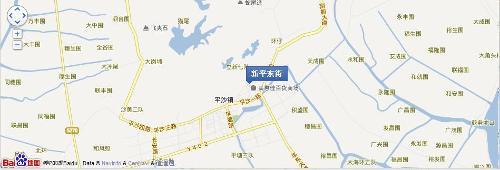 玉溪新平县地图