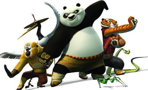 功夫熊猫 - 搜狗百科