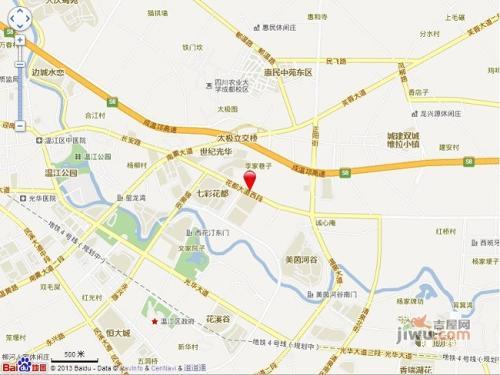 地图; 四川成都交通地图全图图片;