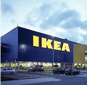 瑞典宜家集团已成为全球最大的家具家居用品商家,销售主要包括座椅