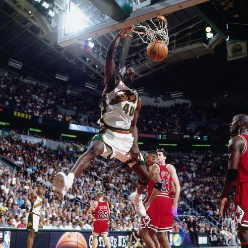 雨人 NBA球员肖恩 坎普
