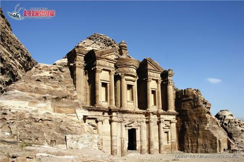 佩特拉古城佩特拉古城(公元前9年—公元40年),是约旦南部的...