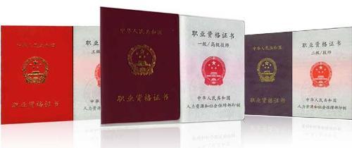 #全国联网国家职业资格证书查询系统