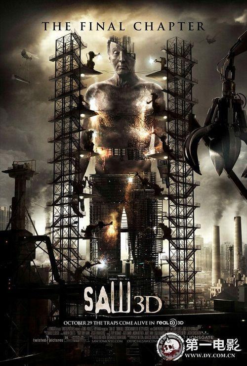 电锯惊魂   电锯惊魂   ,2004年出品的恐怖惊悚片,由詹姆斯...