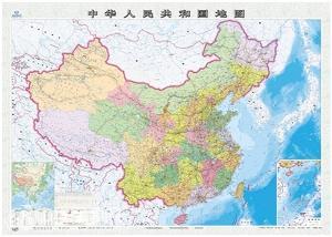 中国地图全图_中国地图(中国地图) - 搜狗百科