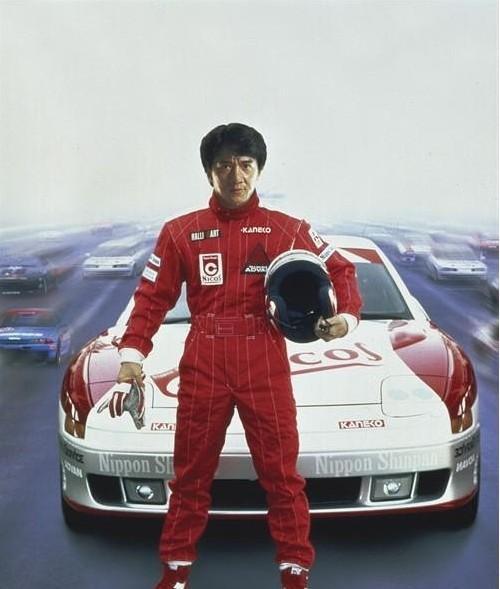 霹雳火(1995年成龙主演香港