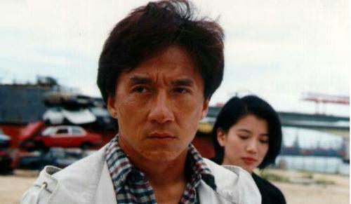霹雳火(1995年成龙主演香港电影)
