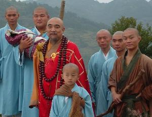 少林寺传奇图片