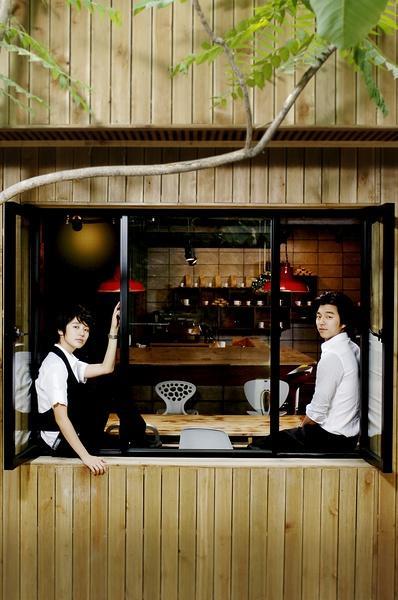 咖啡王子1号店 剧照