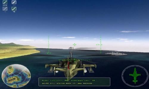 直升飞机模拟游戏