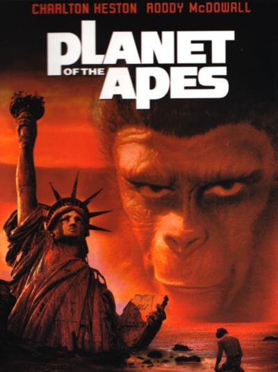 人猿星球《人猿星球》是根据同名小说改编的一部著名的美...