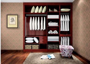 衣柜内部设计效果图