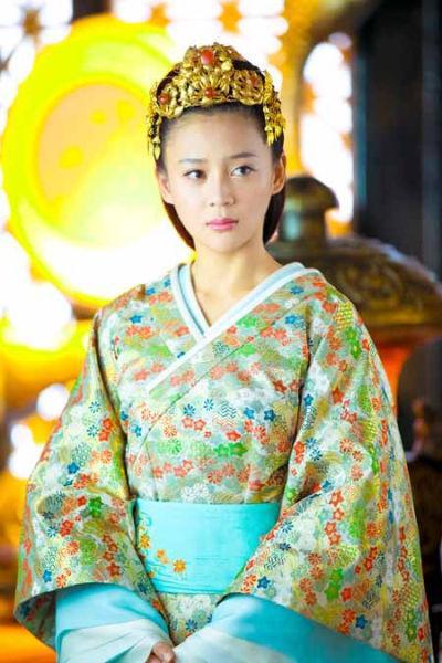 《王的女人》袁姗姗剧照; 《王的女人》于妙戈;; 《王的女人》