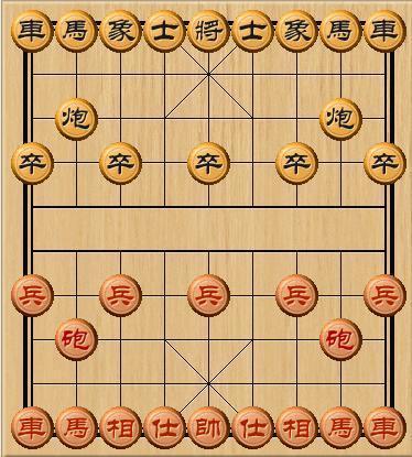 象棋棋谱 - 搜狗百科图片