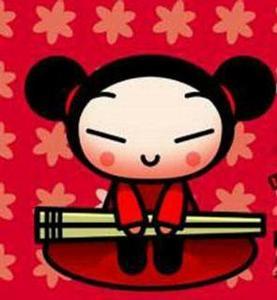 可爱中国小孩头像