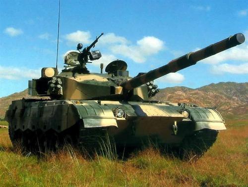 99改式主战坦克视频_99式主战坦克 - 搜狗百科
