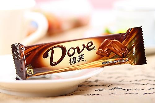 巧克力广告,德芙巧克力,巧克