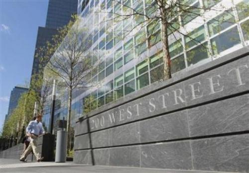 2012年,高盛前银行家尼尔·莫里森向马萨诸塞州的一位官员提供政治
