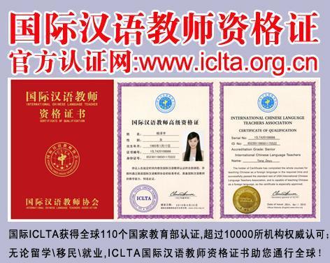 对外汉语教师资格考试